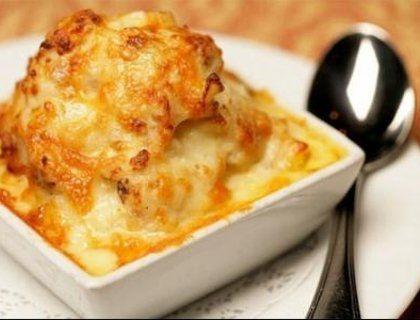 5 вариантов гарнира из картофеля с сыром