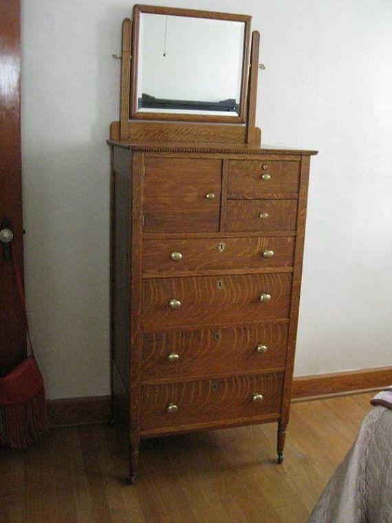 80 Best Antique Quarter Sawn Oak Furniture Images On
