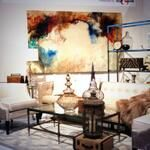 """Luxurious Living"" #StyleSpots at GTA Home Show."
