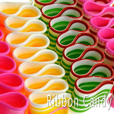 Christmas Sweets   ribbon candy is a traditional christmas candy it is a pulled candy ...