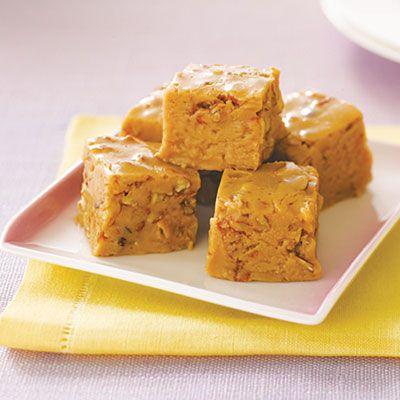 Butterscotch Fudge #recipe