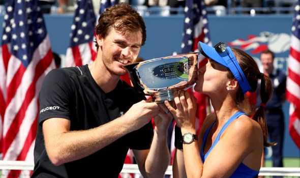 US Open 2017: Martina Hingis hints partnership with Jamie Murray could go on after title - https://buzznews.co.uk/us-open-2017-martina-hingis-hints-partnership-with-jamie-murray-could-go-on-after-title -