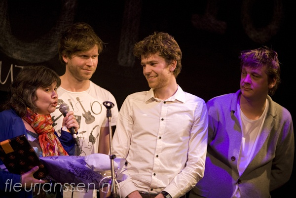 De grondleggers van Inspiration Shot nemen afscheid van @Jelle_Nijmegen Die gaan we heel erg missen! Bedankt Jelle!