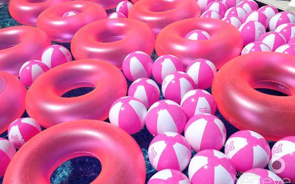 @Sarah Chintomby Santos.com: Ideias fofas para decorar sua festa na piscina!