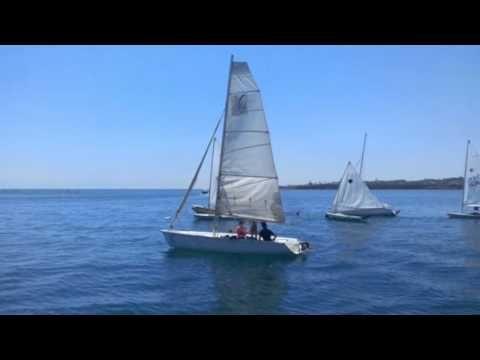 Ortigia in barca a vela: sole, mare e vento tra i capelli