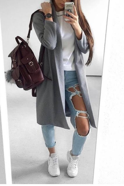 The best winter outfits and street style is a more trending in this fall season. You can try some of these cute winter outfits for going out and chic …
