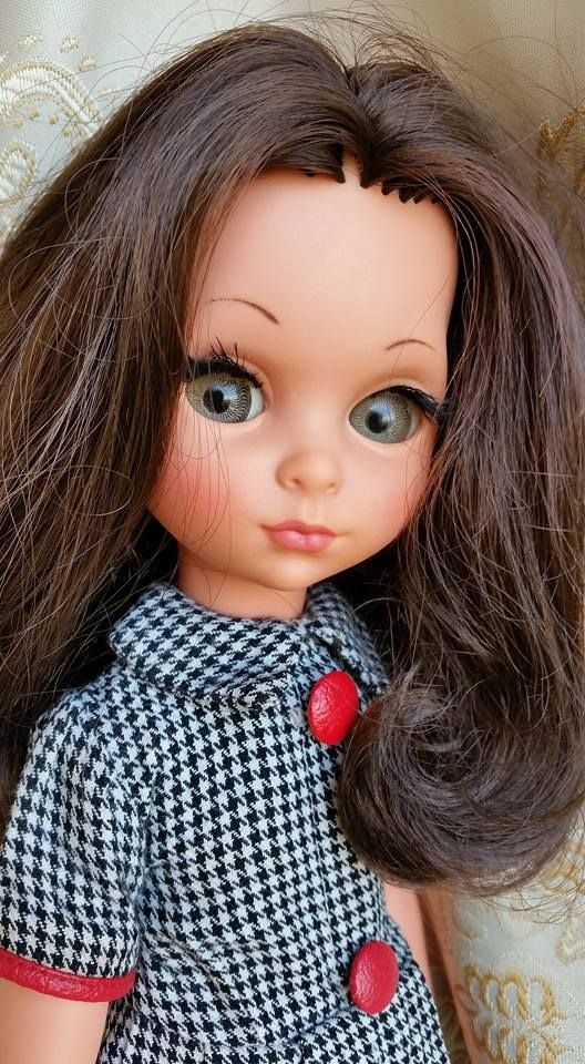 BAMBOLA SUSANNA FURGA PRIMO TIPO ANNI 60  DOLL ALTA MODA 3S 4 ESSE   Giocattoli e modellismo, Bambole e accessori, Bambolotti e accessori   eBay!