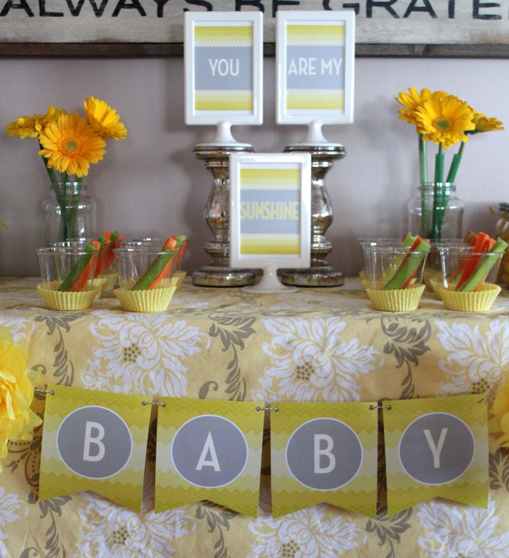 heart parties you are my sunshine baby shower sprinkle baby shower