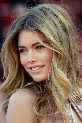 How to get Doutzen Kroes' Cannes day three beauty look.