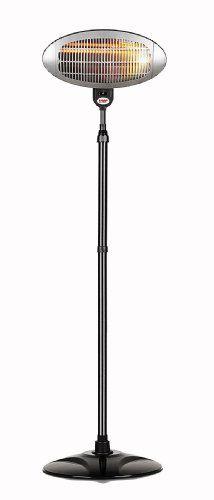 Reer 1909 - Estufa eléctrica para cambiador de pañales, con pie y luz adormecedora