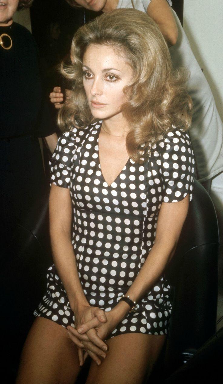 Sharon Tate, Paris 1968