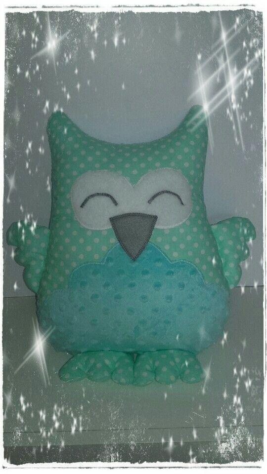 Owl hand made