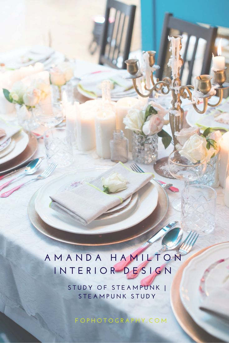 """""""Study of Steampunk 