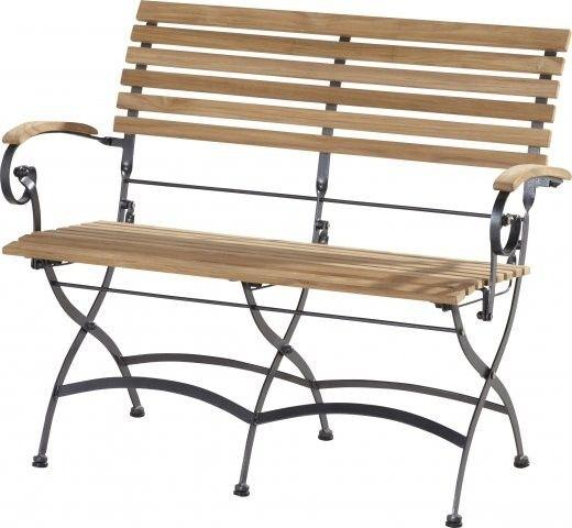 Ławka 2-osobowa składana Bellini 4 Seasons Outdoor | Gardenello.pl - najlepsze meble ogrodowe!