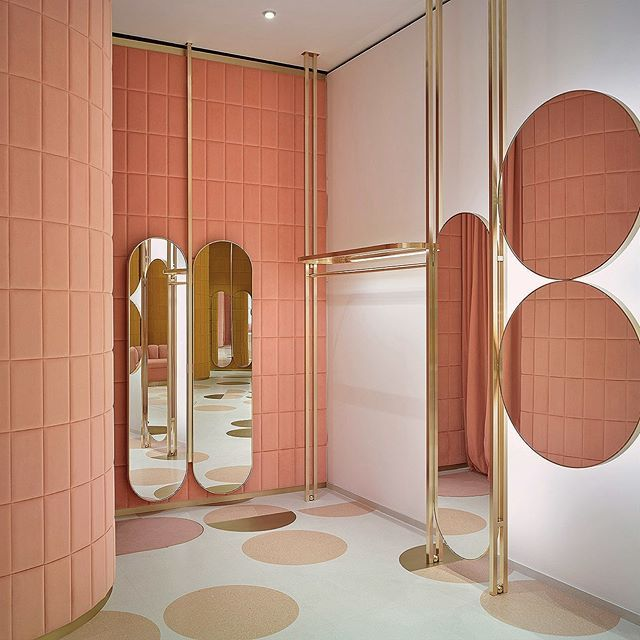 #StoriesOnDesignByYellowtrace: If anyone knows how to work #Pink like a pro…