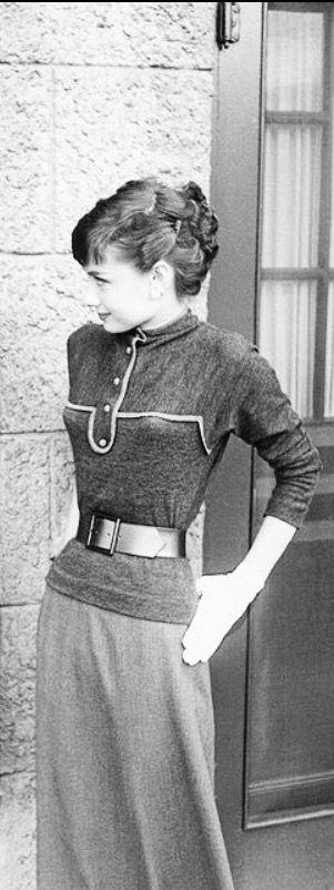 Audrey Hepburn☕️
