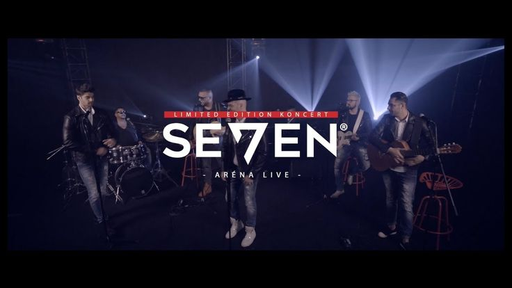 Seven - Official Music Video (Aréna Live)
