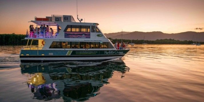 Sunset Cruise Cairns from $44 Visit http://www.fnqapartments.com/tour-sunset-cruise-cairns/area-cairns/ #cairnstourpackages