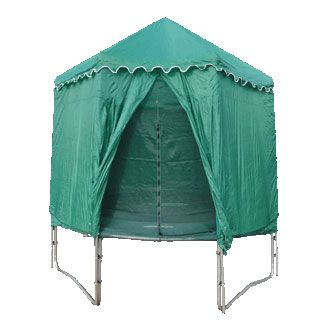 Top 25 Ideas About Trampoline Tent On Pinterest Kids