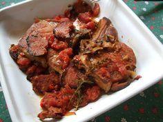 Ragout de porc au chorizo pour un Tour en Cuisine - Le blog de lacigognetoquee.over-blog.com