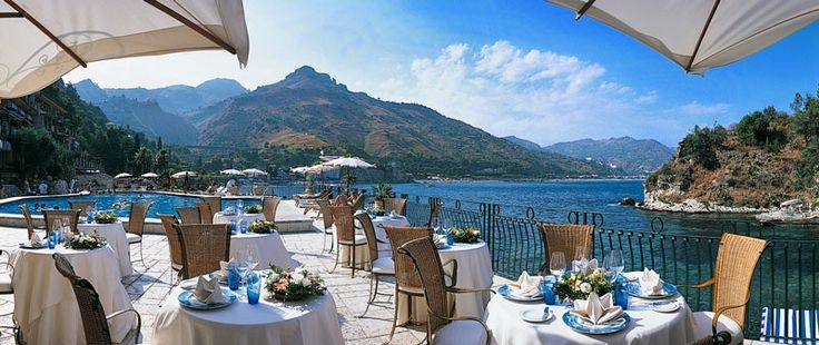 Grand Hotel Atlantis Bay Taormina Sicily Fit For A King The ~ Grand Hotel Atlantis Bay  Taormina, Sicily