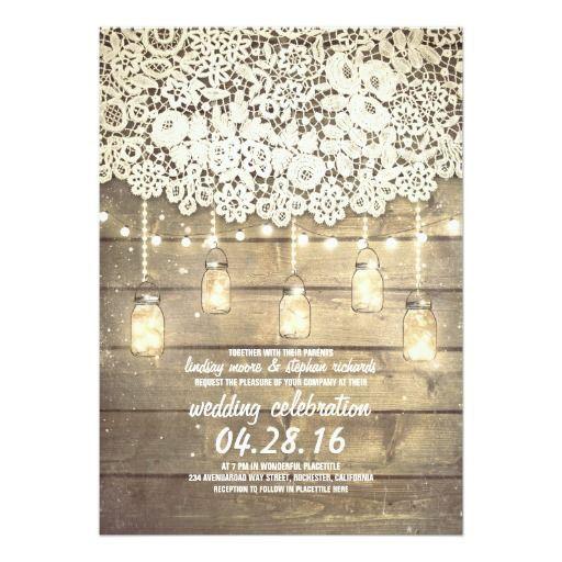 best 25+ western wedding invitations ideas on pinterest | redneck, Wedding invitations