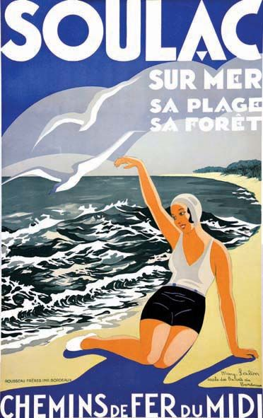 Soulac     vers 1930