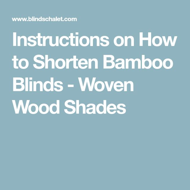 best 25 bamboo blinds ideas on pinterest room window bamboo shades and 4 curtains one window. Black Bedroom Furniture Sets. Home Design Ideas