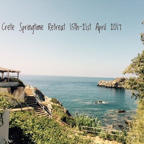 A private bay awaits you on the southern tip of Crete this Easter; a place ready to nourish you deeply on a such a powerful level - a happy evolution of mind body and soul guaranteed. #retreats #greece #crete #easter #spring #healthylifestyle #happiness #peace #yogaretreatsingreece #yogaretreats