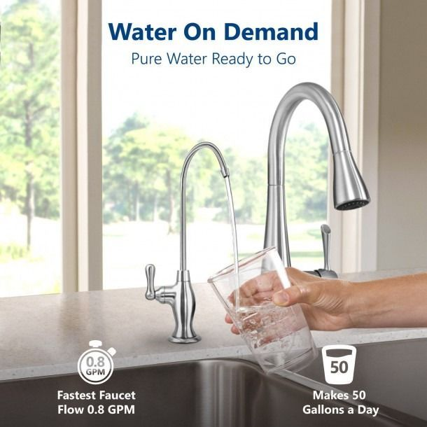 Pur Classic Faucet Filtration System In 2020 Water Filtration System Under Sink Water Filter Sink