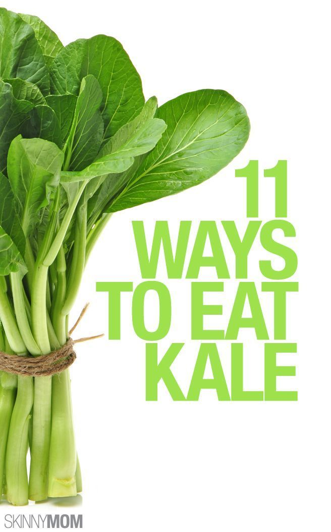 Eat your kale and try these recipes!