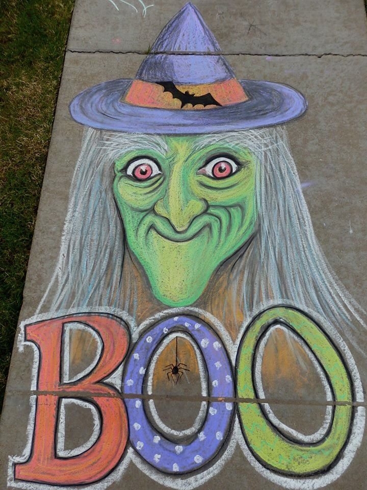 halloween sidewalk signs