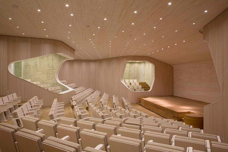 El Auditorio - AD España, © La Fundación Giner de los Ríos