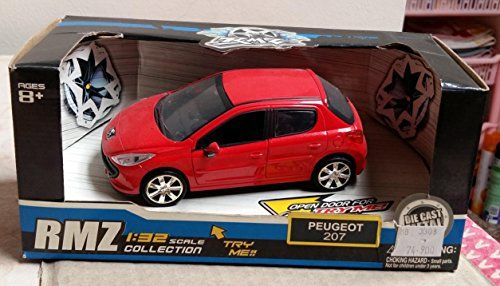 Peugeot 207 Hatchback 5 Doors RMZ Die Cast Miniature Scal... https://www.amazon.com/dp/B009Z15V4U/ref=cm_sw_r_pi_dp_x_6TAtybE8N92SQ