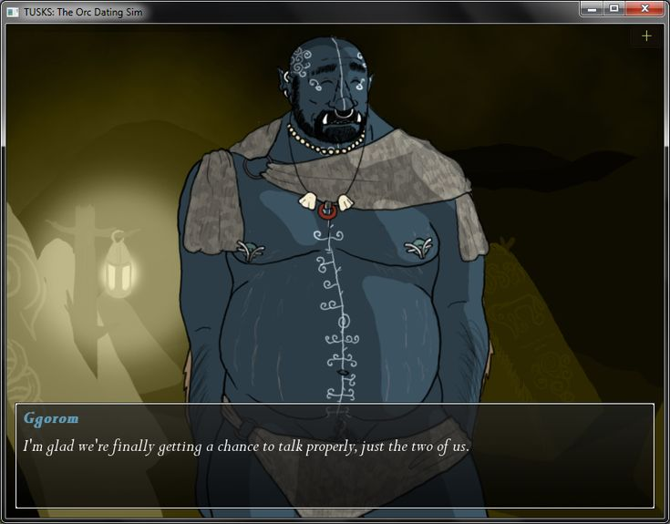 Tusks: The Orc Dating Sim by Mitch Alexander