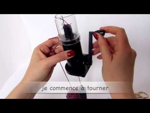 # Tricotin # Comment utiliser un tricotin automatique by WoolKiss