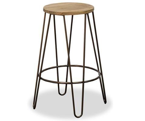 Tararua Barstool - Stacks Furniture Store