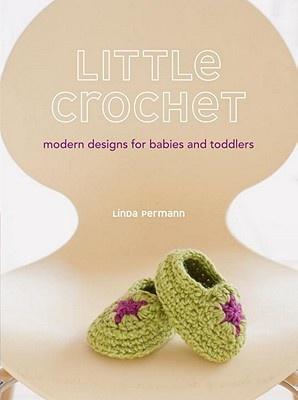 Books I want: Little Crochet