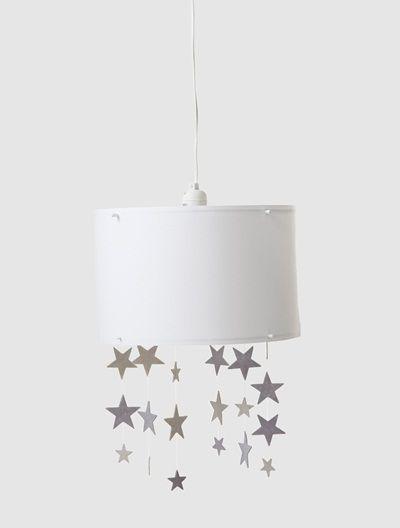 Stars Hanging Lampshade, Baby Bedroom | Vertbaudet