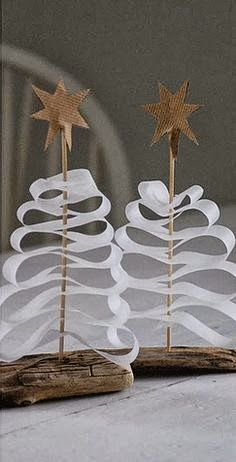 Vit Jul: Crafty christmas