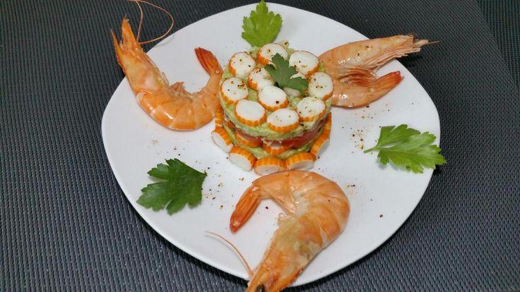 Les 62 meilleures images du tableau recettes entr es toc for Cuisine entree froide