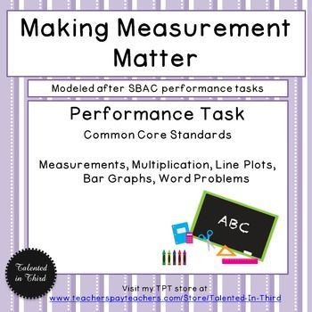 Best Performance Tasks Images On   Th Grade Math