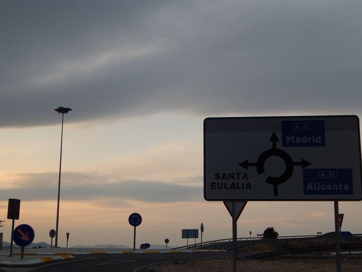 A-31 Colonia Santa Eulalia. Alicante