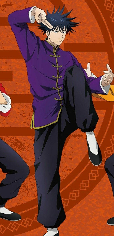 Fushiguro Megumi Anime Anime Guys Jujutsu