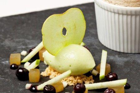 The Perfect Apple Sorbet.
