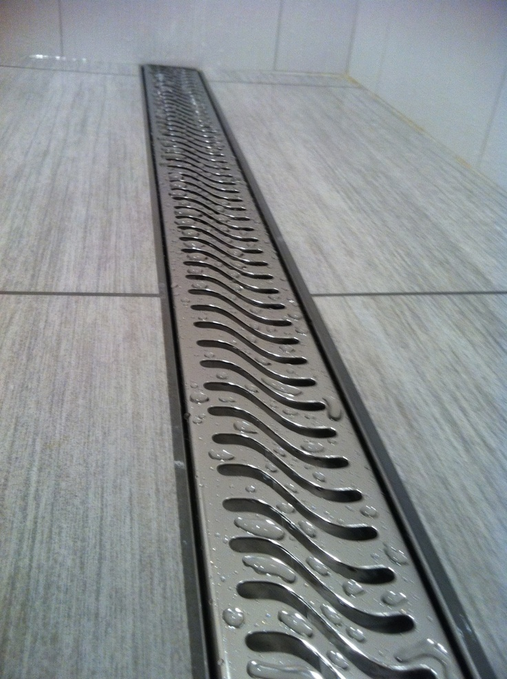 Bathroom Floor Drain : Best images about linear drain check out