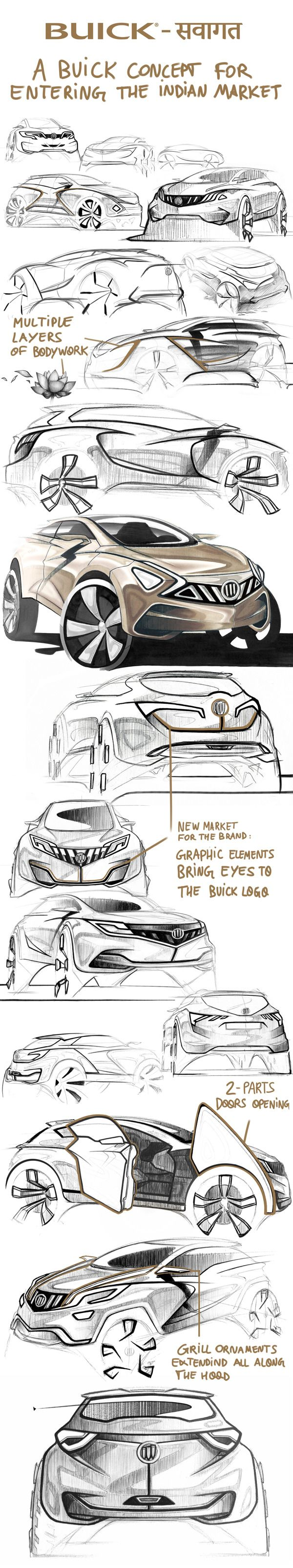 257 best Skech cars images on Pinterest   Car sketch, Sketches and ...