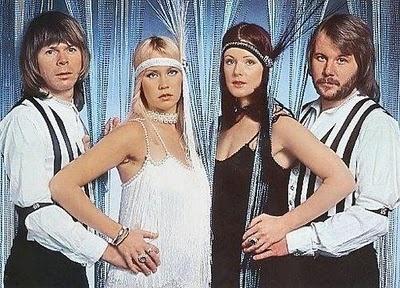 ABBA, mijn idolen