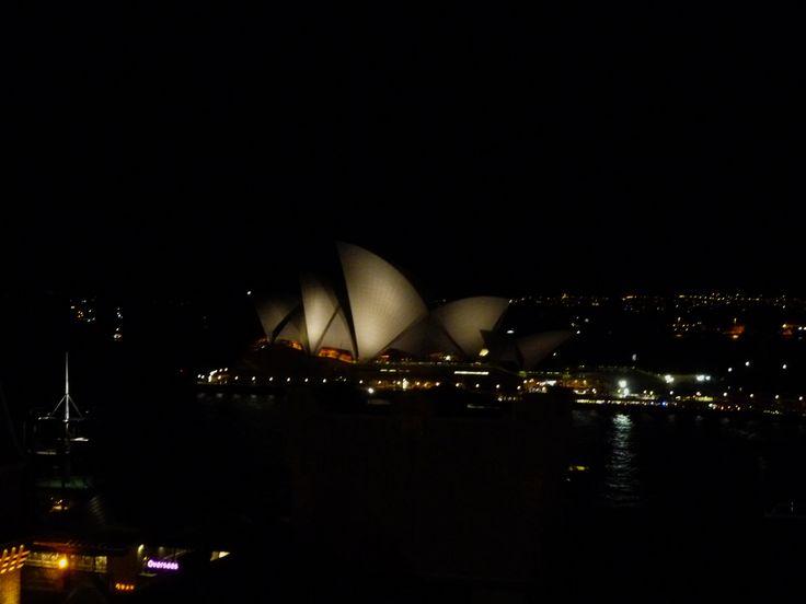 Sydney Opera by Night - Australia