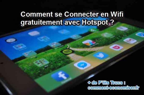 Découvrez comment se connecter au Wifi gratuitement, si vous êtes un abonné Free ou SFR. Pour tous leurs abonnés, Freebox et NeufBox ont mis au point un système qui permet de se connecter en Wifi gratuitement. Découvrez l'astuce ici : http://www.comment-economiser.fr/comment-se-connecter-en-wifi-gratuitement-hotspot.html?utm_content=buffereaaf7&utm_medium=social&utm_source=pinterest.com&utm_campaign=buffer
